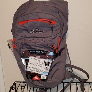 Backpack hydration pack